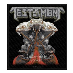 TESTAMENT - BROTHERHOOD OF...
