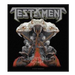 TESTAMENT - BROTHERHOOD OF...