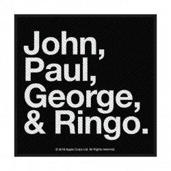 The Beatles - John, Paul,...
