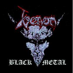 Venom - Black Metal ( Patch...