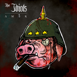 The Idiots - AMOK ( Black -...