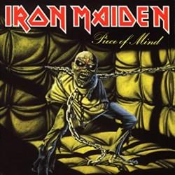 IRON MAIDEN - Piece of Mind...