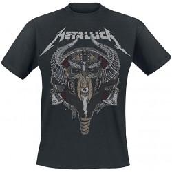Metallica - Viking Skull...