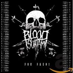 Blood Tsunami - For Faen (CD)