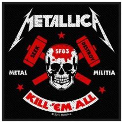 METALLICA - METAL MELITIA (...