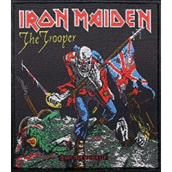 IRON MAIDEN - THE TROOPER (...