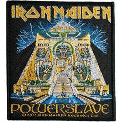 IRON MAIDEN - POWERSLAVE (...