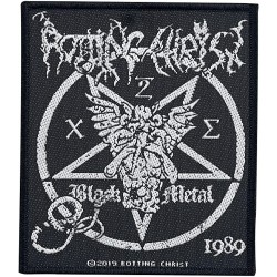 ROTTING CHRIST - BLACK...