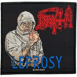 DEATH - LEPROSY  ( Patch...