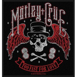 MOTLEY CREW - TOO FAST FOR...