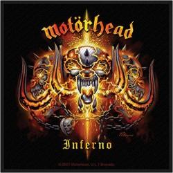 MOTÖRHEAD - INFERNO ( Patch...