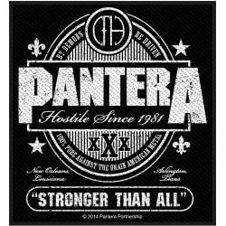 PANTERA - STRONGER THAN ALL...