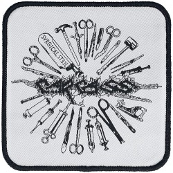 CARCASS - TOOLS ( Patch ca....