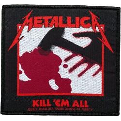 METALLICA - KILL EM ALL (...