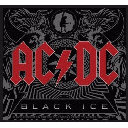 AC/DC - BLACK ICE ( Patch...