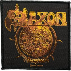 SAXON - SACRIFICE ( Patch...