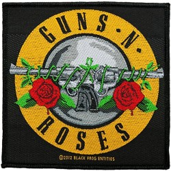 GUNS N ROSES - BULLET LOGO...