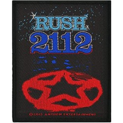 RUSH -  2112 ( Patch ca. 8...
