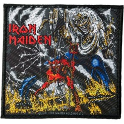 IRON MAIDEN - NUMBER OF THE...