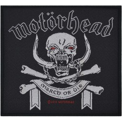MOTORHEAD - MARCH OR DIE (...