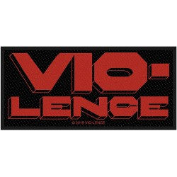 VIO-LENCE - logo ( Patch...