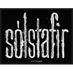 SOLSTAFIR - LOGO ( Patch...