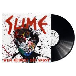 Slime – Wem gehört die Angst (Black Vinyl)
