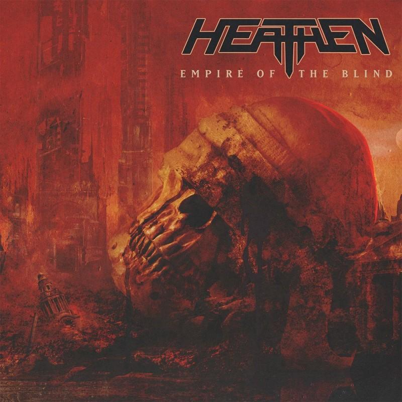 Heathen - Empire Of The Blind (Double Red Vinyl)