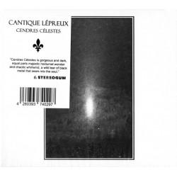 Cantique Lepreux - Cendres...