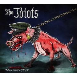 The Idiots – Schweineköter  (CD)