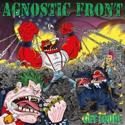 Agnostic Front - Get Loud (CD)