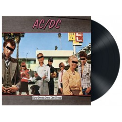 AC / DC - Dirty Deeds Done...