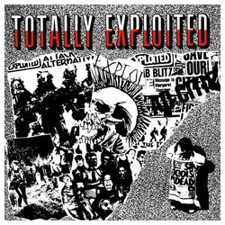 EXPLOITED - TOTALILLY...