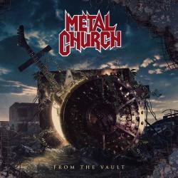 METAL CHURCH - From The Vault ( CD )(V.Ö. am 10.04.20)