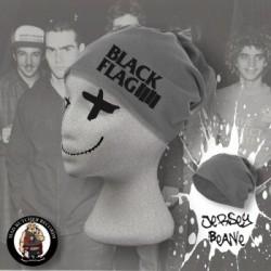 BLACK FLAG - Beanie ( grau...