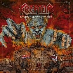 Kreator – London Apokalypticon (CD)