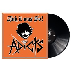 The Adicts - And it was so...