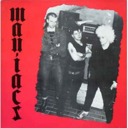 Maniacs -Tin Can Army Split...