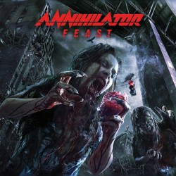 Annihilator - Feast (Black...