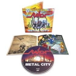 Raven - Metal City (Digi - CD)