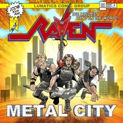 Raven - Metal City (Vinyl)