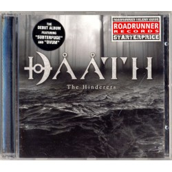 Daath - The Hinderers (CD)