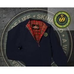 "Harrington Jacket ""Skinhead..."