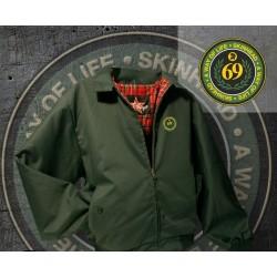 """Harrington Jacket """"Skinhead..."""