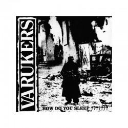 Varukers - How Do You Sleep...