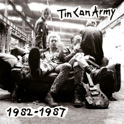 TIN CAN ARMY - 1982 - 1987...