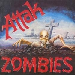 Attak-Zombies ( Black Vinyl )