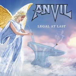 Anvil - Legal At Least...