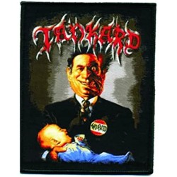 Tankard - Two Faces ( Patch...