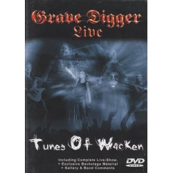 GRAVE DIGGER - TUNES OF WAR...